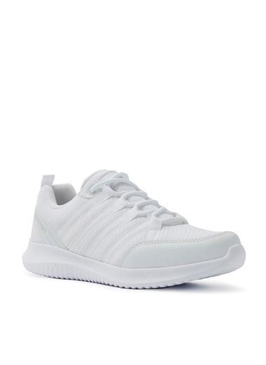 Slazenger Kadın ZINDER Yürüyüş Ayakkabısı SA11RK010-000 Beyaz